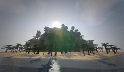 Extinct Volcanic Island Minecraft Map & Project