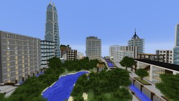 BakedPotatoes City! TOTALLY REVAMPED! Minecraft