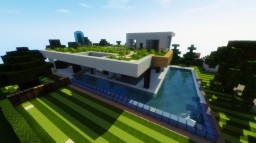 LARGE MODERN HOUSE Minecraft