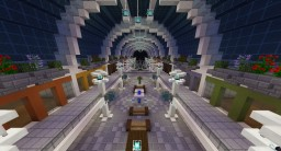 Crystal Mall [V. 2.0] [WITH DOWNLOAD] Minecraft Map & Project