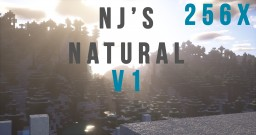 NJ's Natural 256x V1 - Shader Support Minecraft Texture Pack