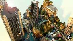 Strange City Vol. Two Minecraft