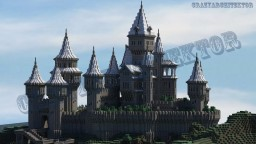 Medieval Castle Hallion [Project 2015] Minecraft