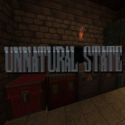 Unnatural State - Has technology gone too far? Minecraft Texture Pack
