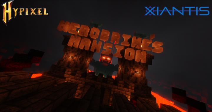minecraft xbox 360 herobrines mansion map