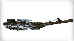 Linga Ismana | Fantasy Airship Minecraft Project