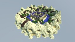 Oasis - Survival spawn #Project2 Minecraft Map & Project