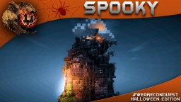 Spooky - Halloween Special Minecraft Map & Project