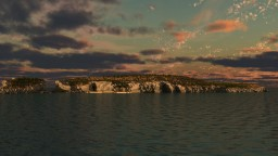Comino Project - Malta 1:1 Scale Minecraft Project