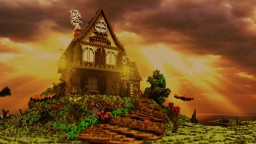 Ol' Cottage Minecraft Project