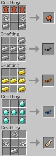 Horse Armor Minecraft Recipe 1.11.2] craft saddles and horse armor minecraft mod