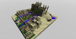 Palais Égyptien Minecraft Project