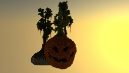 Halloween Pupkin Minecraft Map & Project