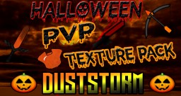 1.8 Halloween PvP Texture Pack by DustStorm_YT Minecraft Texture Pack