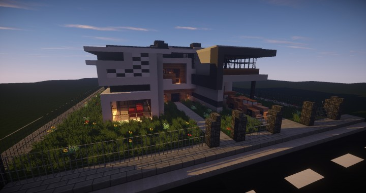 Rustic houses and modern no 3 links in the description for Modern house description