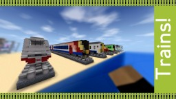 Growl's Train Collection