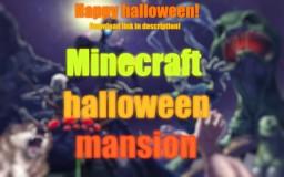 Halloween mansion Minecraft