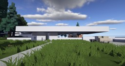 Modern Home - 8 Minecraft Map & Project