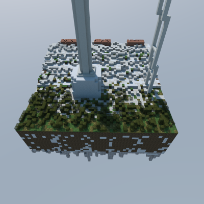 US style Searchlight Signal Minecraft Project