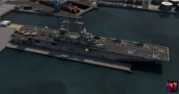 USS Wasp Class LHD 1 | OR Minecraft