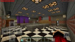 Redstone Fnaf 1 build by jacy productions YT Minecraft Map & Project