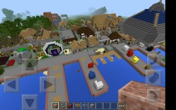 Hyperion world pocket edition Minecraft Project