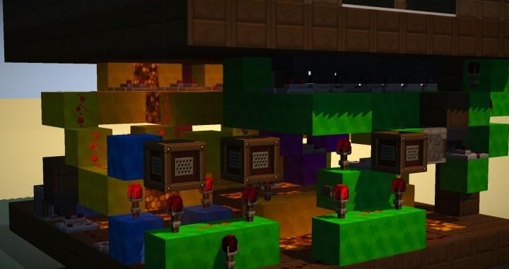 Minecraft Redstone Slot Machine redstone technology