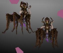 Spider queen (Organic) Minecraft