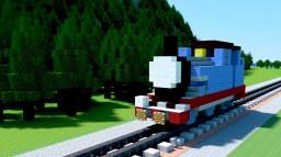 Thomas the Dank Engine Minecraft Map & Project