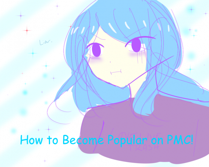 how to get a popular blog