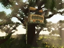 Wooded Winnebago | In The Trees Contest Minecraft