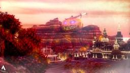 Vallis Sanguine Minecraft Map & Project