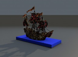 Ship Minecraft Map & Project