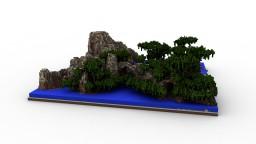 Terrain #1 +WorldPainter+ Minecraft Project