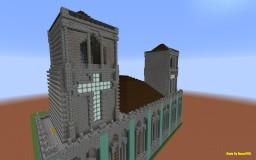 Big Church Minecraft Map & Project