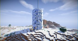 Icy Tower Minecraft Map & Project