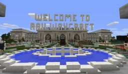 Railwaycraft - Traincraft Server Minecraft Server