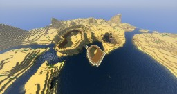 """Warzone"" on BullseyeGamingSWE server Minecraft Map & Project"