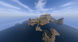 """Dwarf Island"" on BullseyeGamingSWE server Minecraft Map & Project"