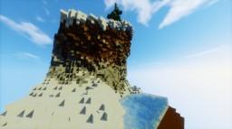 Snowy Terrain - 49x49 Plot Minecraft Project