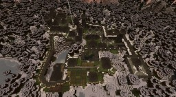Les terres solitaires / The solitary lands Minecraft