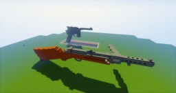 World War 1,2 [Guns pack for animations] [WIP] Minecraft Map & Project