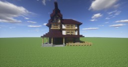 Simple Medieval House (Medium Size, #1) Minecraft Project