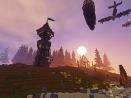 The Kingdom Of Aquatha Minecraft Map & Project