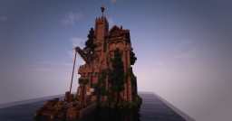 Carson Castle Minecraft Map & Project