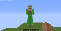 the Frog Minecraft Map & Project