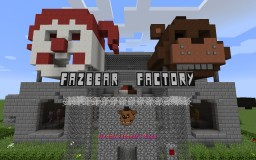 FNAF FACTORY Minecraft Map & Project