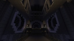 Death star II Throne Room [Star Craft] Minecraft Map & Project