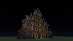 Mediaval Mansion Minecraft Map & Project