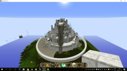 Minas Tirith of Fourth Age by Angelimar Minecraft